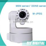 Cheap yet high quality P2P IP wireless wifi mini camera with night vision 12leds from Shenzhen