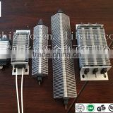 PTC aluminum electric insulative corrugated heating element for air-conditioner air curtain disinfection cabinet