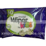 nonwoven wipes; wet tissue for kids and adults