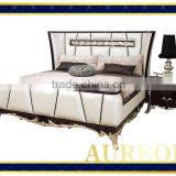 AK-7023 Hot China Products Wholesale Double Decker Bed