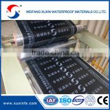 sbs/app waterproof polymer modified bitumen membrane
