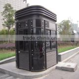 2014 China LONG LIFE TIME security pavilion,security guard booth,potable security guard booth