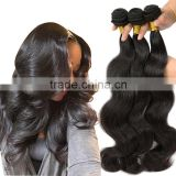 Wholesale Brazilian Virgin Human Hair Extension, Cheap Body Wavy Human Hair Bundle, Unprocessed Human Hair Weft                                                                         Quality Choice