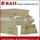 custom size and printing design kraft string tie envelope, kraft string tie envelope manufacturer in China