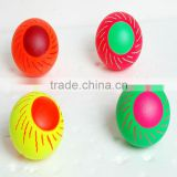 soft/comfortable touching rubber foam ball for kids/children/fun/press/grab/throw,bounce ball,toyball