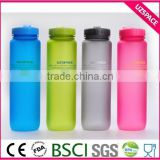 New Design Tritan Plastic Sport Bottle Plastic Sport Water Bottle BPA Free Drink Water Bottle