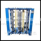 high quality steel silo roll forming machine