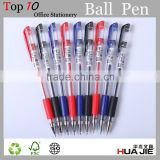 best selling customized logo printed plastic ball point writing stylus ballpoint pen