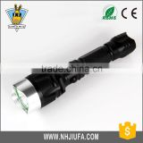JF 2016 best selling rechargeable torch flashlight/Aluminum led light Q5 led torch best led flashlight
