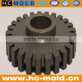Customized rapid prototype vacuum casting parts and cnc machining iron metal sand casting parts