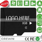 wholesale Alibaba Original high quality Class 4 speed micro memory sd card 8GB