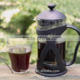 2016 Hot Sale 1000ml French Press Coffee Tea Maker/Black 34oz Teapot/Best Present Idea For Gifts/portable espresso coffee maker