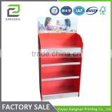 Cardboard Display Box/Corrugated Floor Display Stand/Rack                                                                                                         Supplier's Choice