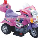 Kids ride-on motor bike, toy motorbike, battery operated ride on motorcycle for children