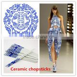 Traditional Jingdezhen Blue And White Porcelain Chopsticks 18075