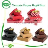 high quality creative design colorful printed rigid set-up candy sweet boxes, custom made chocolate boxes