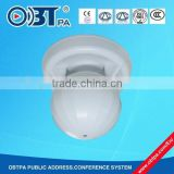 OBT-318 30W ABS plastic Hanging Speaker,100V Pendant Speaker for Beautiful Background Music