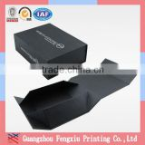 New Design Folding Custom Cardboard Shoe Packaging Box with Magnet                                                                         Quality Choice