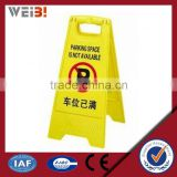 Stand Up Warning Signs Traffic Sign Trailer