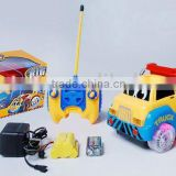 4CH 4WD RC clay truck with light and music