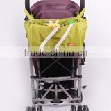 popular baby stroller organizer diaper bag milk bottle pocket