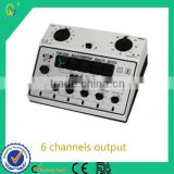 Electronic Chinese Medicine Treatment Ultrasound Scanner Hospital Medical Equipment Acupuncture Stimulator