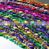 Specialty Throw Beads Mardi Gras Beads Necklace Plastic MOT Beads