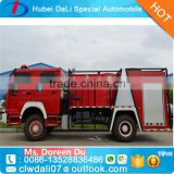 Manufacture Factory China fire trucks supplier for Sino truck 8m3-16m3 6*4 fire fighting truck
