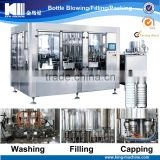 PET / Glass Bottle / Carbonated Drink Making Machine