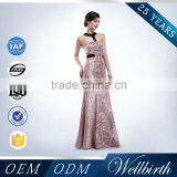 Product Manufacturing Bandage Sequin Maxi Dress Sex