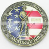 american country flag coin,antique brass coin,zinc alloy coin