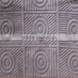 cheap wholesale carved flannel fleece fabric                                                                                                         Supplier's Choice