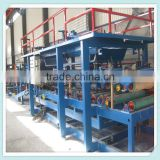 rockwool sandwich panel machinery / eps sandwich wall panel making machine