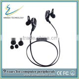 2016 high quality bluetooth headset, wireless bluetooth headset stereo, invisiblestereo bluetooth headset