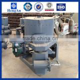 Good quality gold gravity sorting machines concentrator & sluice box & shaking table
