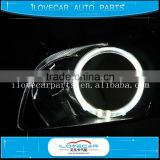 2016 NEWEST 3Inch super bright led lights White light guide LED Angel Eye LED Ring LIGHT /led marker for car auto use