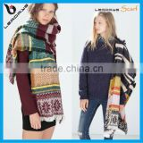 most popular on sale small MOQ wholesale blanket scarf shawl                                                                         Quality Choice