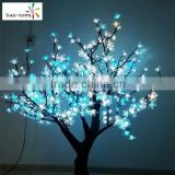 High simulation artificial cherry blossom tree beautiful led cherry blossom tree light plastic cherry blossom tree                                                                                                         Supplier's Choice