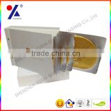 High quality mask paper package With emboss and UV,cosmetic package,cosmetic package box /Free sample /1000pcs MOQ