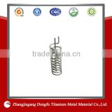 titanium evaporator coil for aquarium chiller