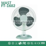 aluminum blade/greenhouse industrial /18 inch industrial wall fan handheld battery operated wall fan