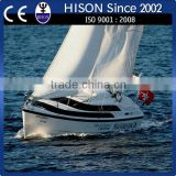 China manufacturing Hison sail boat scrap ships for sale