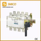 SGLZ series universal manual changeover switch/Socomec transfer switch