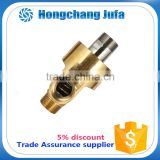 32A 1.1/4'' male thread pipe fitting water swivel joint water rotary union
