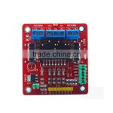 L298N Motor Drive Controller Board DC Dual H-Bridge Robot Stepper Motor Control & Drives Module for Arduino Smart Car Power