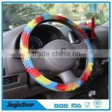 Amazon Hot sell shrink anime silicone steering wheel cover