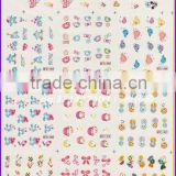 BLE series Water transfer nail sticker
