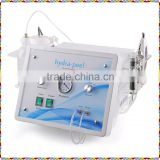 Multifunctional water dermabrasion skin scrubber ultrasonic peeling beauty machine (LW-03)