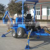 <b>ATV</b> backhoe for sale OEM <b>factory</b>