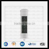 10' Ceramic Water Filter Cartridge With Activated Carbon,Chlorine Water Filter Better Taste